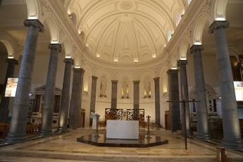 St Mel's Cathedral at Longford restored